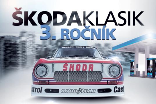 3 Ročník SKODAKLASIK.cz
