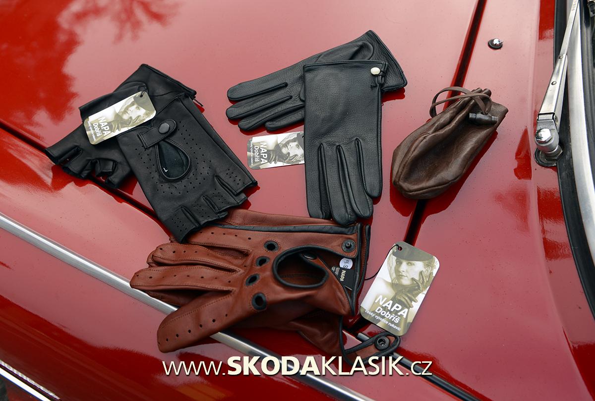 9e7c7a4dc51 Řidičské rukavice - SKODAKLASIK.cz